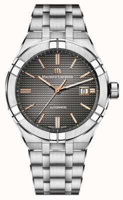 Maurice Lacroix Aikon | automatico | braccialetto d'argento AI6007-SS002-331-1