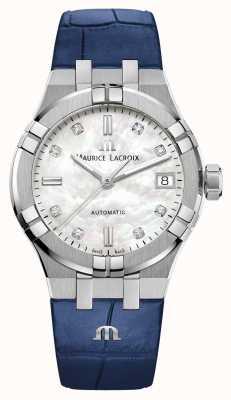 Maurice Lacroix Aikon | automatico | Cinturino in pelle AI6006-SS001-170-2