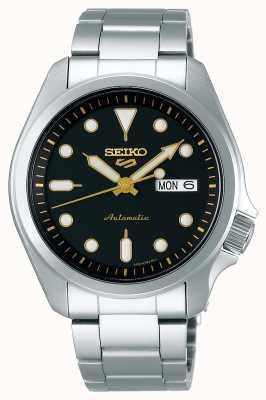 Seiko 5 sport | automatico | orologio in acciaio inossidabile SRPE57K1
