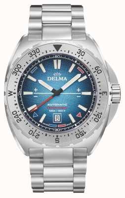 Delma Oceanmaster Antartide edizione limitata | acciaio inossidabile 41701.670.6.049