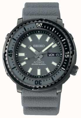 Seiko Prospex street | automatico | cinturino in silicone grigio SRPE31K1