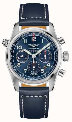 Longines Cronografo Spirit | uomo | automatico svizzero L38204930