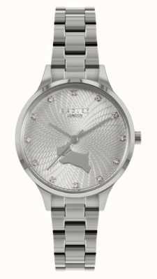Radley Wilton way | bracciale in acciaio inossidabile | quadrante argentato RY4517