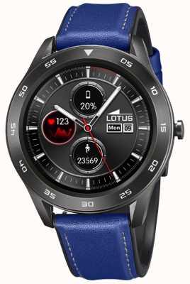 Lotus Smartime | uomo | cinturino in pelle blu + cinturino in omaggio L50012/2