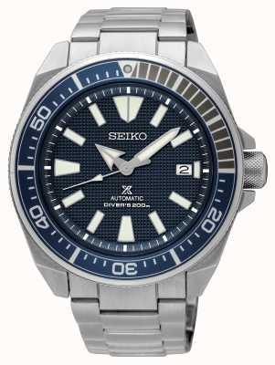 Seiko Prospex | subacquei automatici 200m | quadrante blu in acciaio inossidabile SRPF01K1
