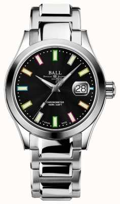 Ball Watch Company Ingegnere iii auto | edizione limitata | quadrante nero | multi NM2026C-S28C-BK