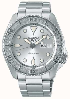 Seiko Mens | automatico | argento | sport | braccialetto SRPE71K1