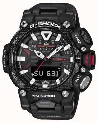 Casio G-shock gravitymaster | anima in carbonio | bluetooth | nero GR-B200-1AER