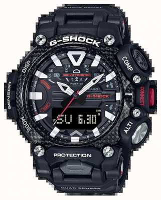 Casio G-shock gravitymaster | anima in carbonio | bluetooth | nero GR-B200-1AER