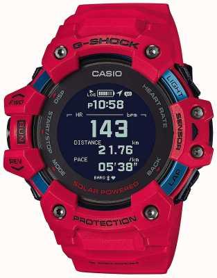 Casio G-shock | squadra g | cardiofrequenzimetro | bluetooth | rosso | GBD-H1000-4ER