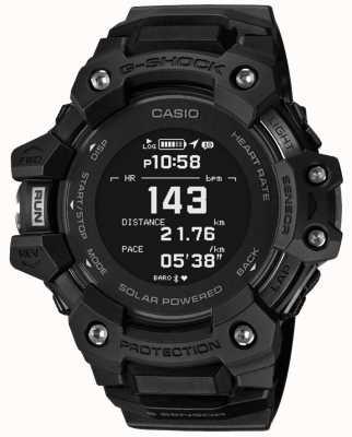Casio | g-shock | squadra g | cardiofrequenzimetro | bluetooth | nero | GBD-H1000-1ER
