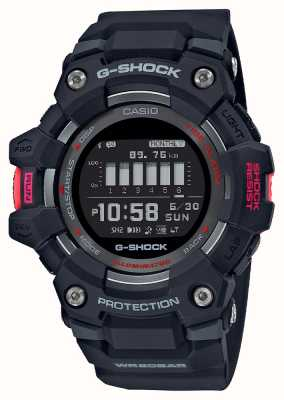 Casio G-shock | squadra g | steptracker | bluetooth | nero GBD-100-1ER