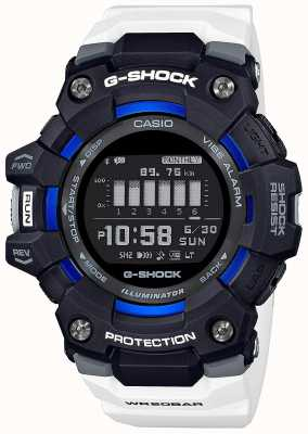 Casio G-shock | squadra g | steptracker | bluetooth | bianca GBD-100-1A7ER