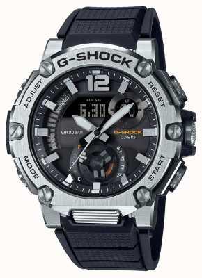 Casio | g-shock | acciaio g | protezione anima in carbonio | bluetooth | solare | GST-B300S-1AER