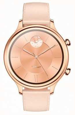TicWatch Smartwatch C2 + in oro rosa 139866-WG12056