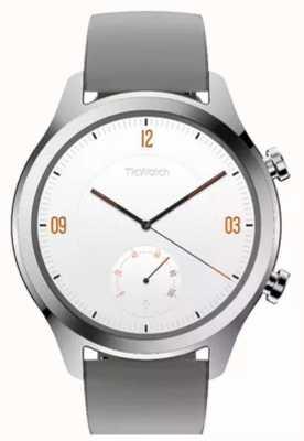 TicWatch Smartwatch C2 + platino 139867-WG12036