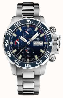 Ball Watch Company Quadrante blu nedu dell'idrocarburo dell'ingegnere DC3026A-S3C-BE