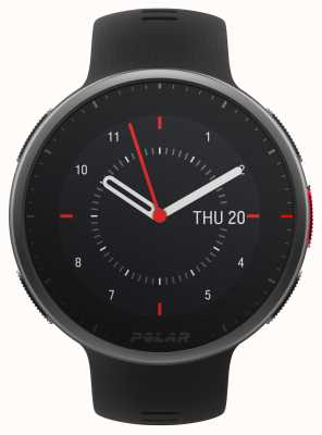Polar | vantage v2 premium | orologio multisport | nero | 90082710