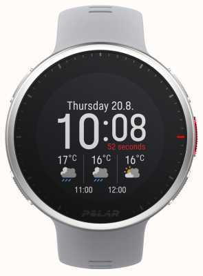 Polar | vantage v2 premium | orologio multisport | grigio / lime | 90083651