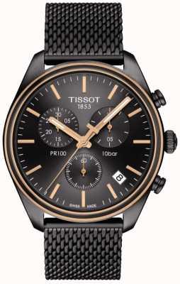 Tissot Cronografo t classic pr 100 da uomo T1014172306100