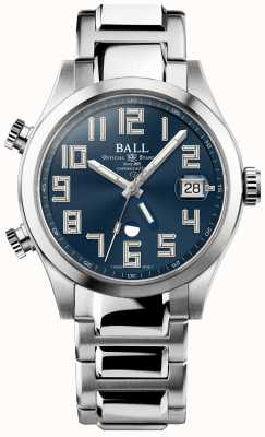 Ball Watch Company Ingegnere ii | temporekker | edizione limitata | cronometro GM9020C-SC-BE