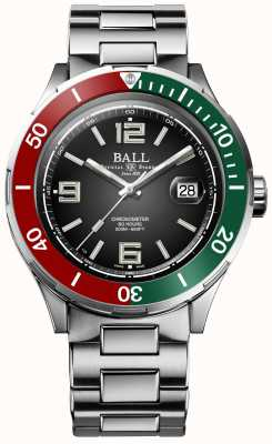 Ball Watch Company Roadmaster m | arcangelo | edizione limitata | cronometro DM3130B-S7CJ-GR