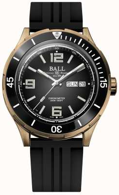 Ball Watch Company Roadmaster | arcangelo bronzo | edizione limitata | DM3070B-P1CJ-BK