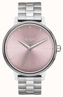Nixon Kensington | argento / lavanda chiaro | quadrante in acciaio inossidabile A099-2878-00