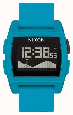 Nixon Marea di base | resina blu | digitale | cinturino in silicone blu A1104-2556-00