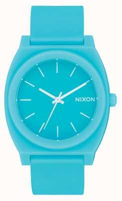 Nixon Cassiere del tempo p | giada minerale opaca | cinturino in silicone giada | quadrante giada A119-3011-00