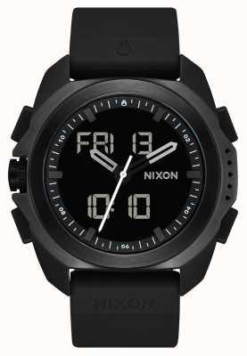 Nixon Ripley | nero | digitale | cinturino in tpu nero | A1267-000-00