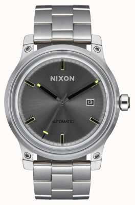 Nixon 5 ° elemento | nero | bracciale in acciaio inossidabile | A1294-000-00