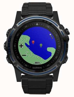 Garmin Computer da immersione Descent mk1 | zaffiro grigio con titanio dlc 010-01760-11