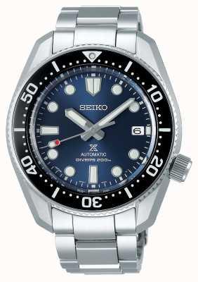 Seiko Reinterpretazione di Prospex 1968 | bracciale in titanio | quadrante blu SPB187J1