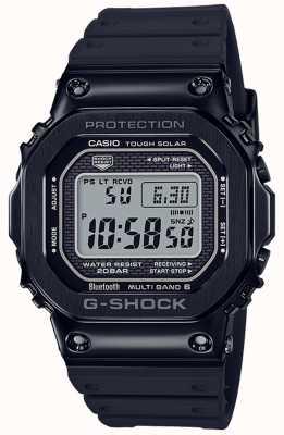 Casio Cornice ip nera con cinturino in resina G-shock GMW-B5000G-1ER