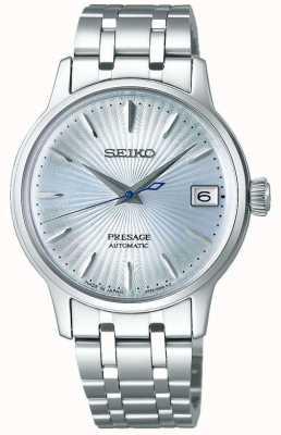 Seiko | presagio | delle donne | bracciale in acciaio inossidabile | quadrante blu | SRP841J1