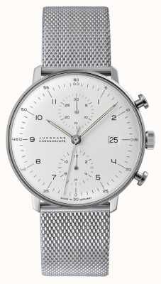 Junghans Max Bill chronoscope 027/4003.44