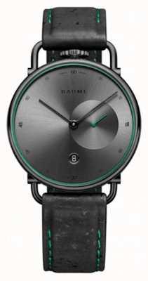 Baume & Mercier Baume | quarzo ecologico | quadrante grigio | cinturino in sughero nero M0A10599