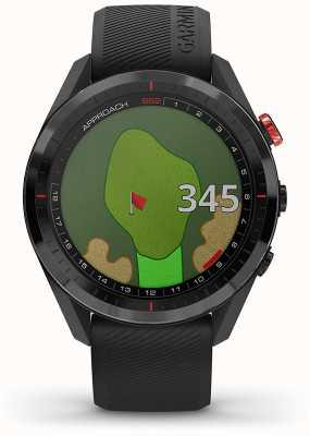 Garmin Approccio s62 | gps da golf | lunetta in ceramica | silicone nero 010-02200-00