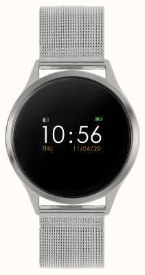 Reflex Active Orologio intelligente serie 4 | touch screen a colori | bracciale in maglia di acciaio inossidabile RA04-3001