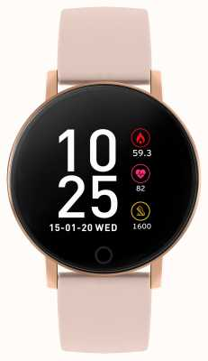 Reflex Active Orologio intelligente serie 5 | monitor HR | touch screen a colori | cinturino rosa RA05-2020