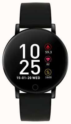 Reflex Active Orologio intelligente serie 5 | monitor HR | touch screen a colori | cinturino nero RA05-2022