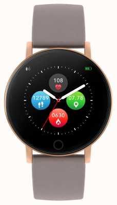 Reflex Active Orologio intelligente serie 5 | monitor HR | touch screen a colori | cinturino tortora RA05-2034
