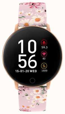 Reflex Active Orologio intelligente serie 5   monitor HR   touch screen a colori   cinturino rosa RA05-2062