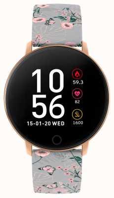 Reflex Active Orologio intelligente serie 5 | monitor HR | touch screen a colori | cinturino grigio RA05-2064