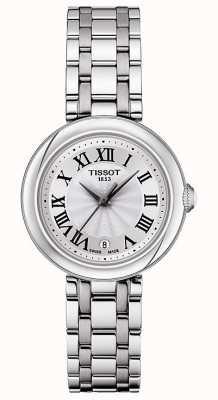 Tissot Bellissima | quadrante argento | bracciale in acciaio inossidabile T1260101101300