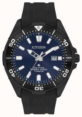 Citizen Eco-drive promaster wr200 da uomo BN0205-10L