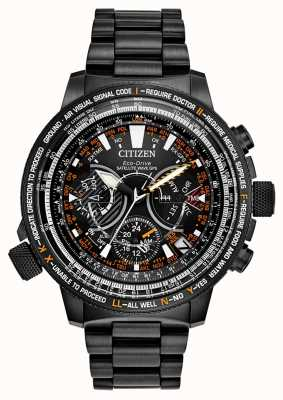 Citizen Eco-drive satellite wave gps da uomo in edizione limitata CC7015-55E