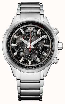 Citizen Cronografo uomo eco-drive super titanium AT2470-85E