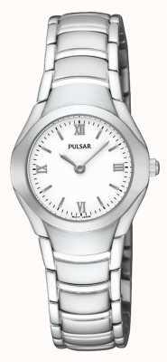 Pulsar Acciaio orologio da polso analogico signore inossidabile PEGE49X1